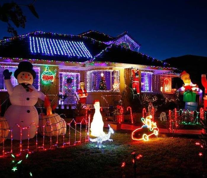 Fire Damage How to decorate your home safely this holiday season